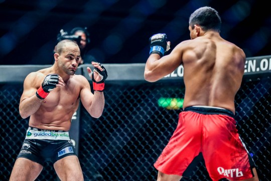 VID 2303 540x360 - ONE Championship and Turner Sports Announce 'ONE on TNT' Event Series Coming to U.S. Prime Time in April @ONEChampionship