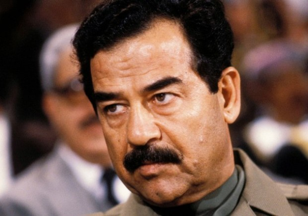 Image result for dictator saddam