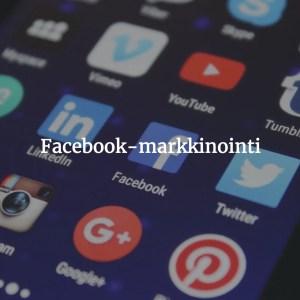Facebook-markkinointi