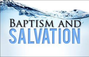 baptism-salvation