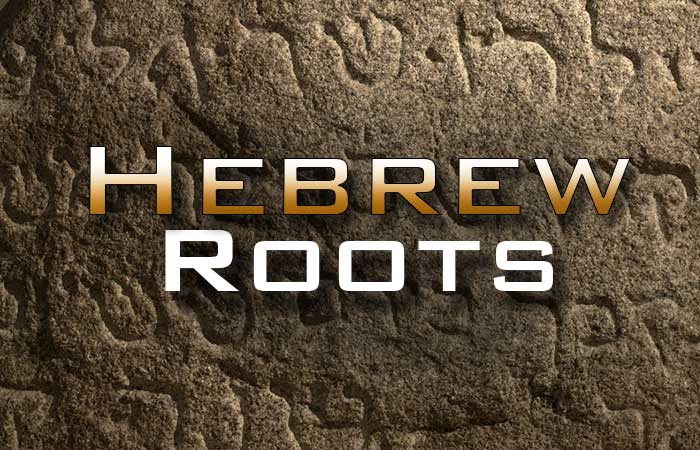 Discover the Hebrew roots of Christianity. From the time of the Messiah the Hebraic aspect of the faith has been lost to Greek and Roman influence. This change has completely changed much of the original truth of scripture.