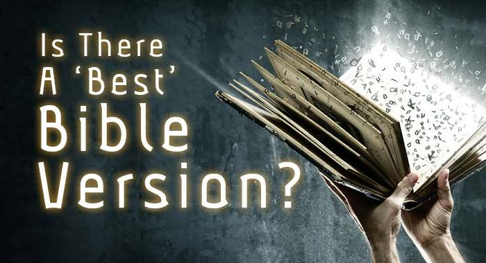 Is There a 'Best' Bible Version? - Yahweh's Restoration Ministry