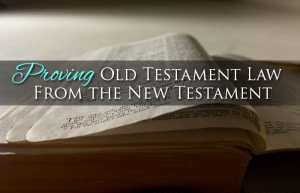 Old Testament law torah
