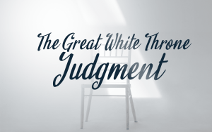 white throne judgment