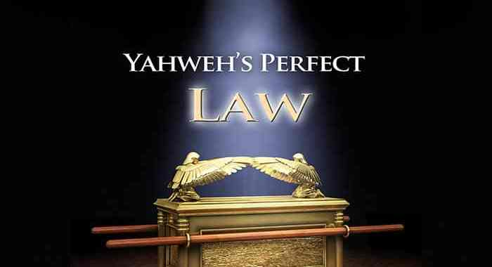 Yahweh's Perfect Law - Yahweh's Restoration Ministry