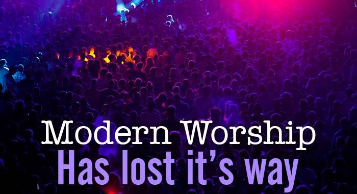 Christianity and modern worship