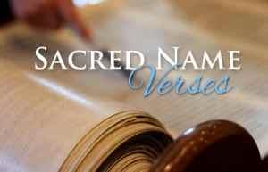 name yahweh; Sacred Name Yahweh Scripture Verses; his name yahweh; call on the name yahweh