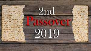 2nd Passover 2019