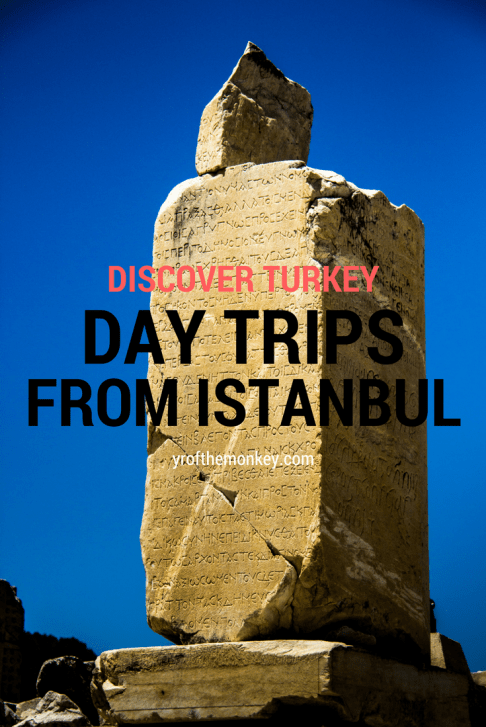 Day trips from Istanbul Ephesus Turkey travel