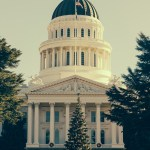 Sacramento Capitol Democrat Jerry brown Thanksgiving Capitol California Governor travel holidays dogs pets petfriendly