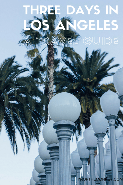 Los Angeles Hollywood travel guide California USA