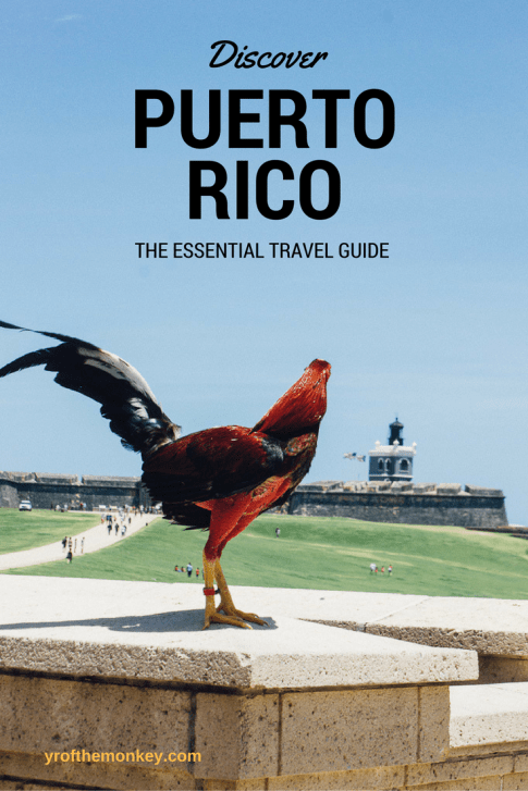 Puerto Rico guide to Single travel