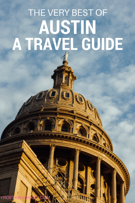 Austin Texas USA Travel guide