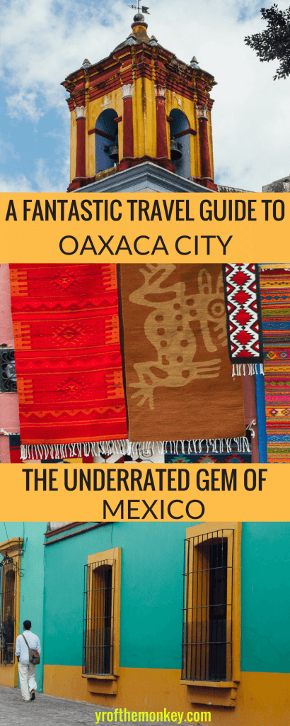 Read this off the beaten path Oaxaca city, Mexico travel guide for recommendations on what to do in Oaxaca, Oaxaca hotels and top Oaxaca city attractions and sightseeing tips. This underrated gem and culinary capital of Mexico is a must visit for its architecture, food, art, murals and museums! Mexico travel  Oaxaca city   Oaxaca Mexico   #mexicotravel #mexico #oaxaca
