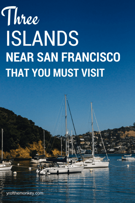 San Francisco Bay islands includes three small islands that you can easily visit by car or ferry and make for great half day trips. As a local, I highly recommend visiting these islands for their history, hikes, natural beauty, flea markets and to get some of that wonderful Pacific ocean breeze in your hair. Not to mention panoramic views all around!