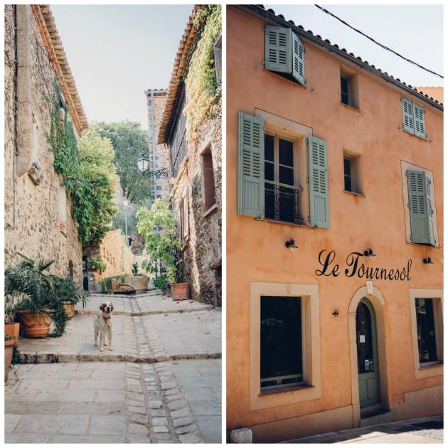 Things to do in St Tropez. Day trips from St. Tropez, Le Lavandau