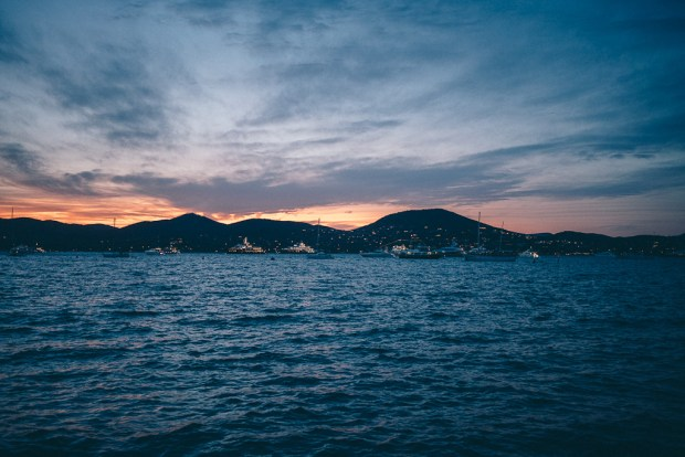 Sunset at St. Tropez, France What to do in St. Tropez, things to do in St Tropez