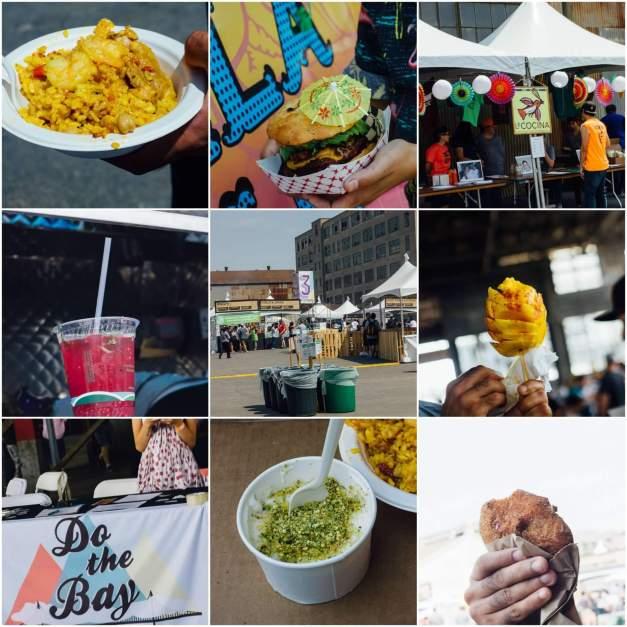 San Francisco Food Truck Festival Fort Mason