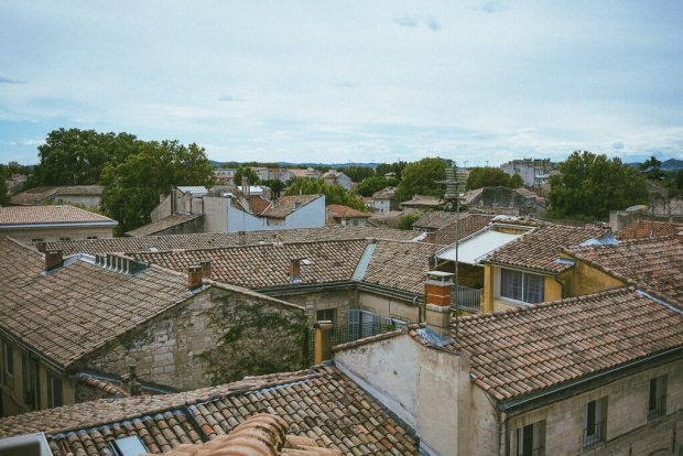 Avignon is one of the most beautiful places to visit in south of France