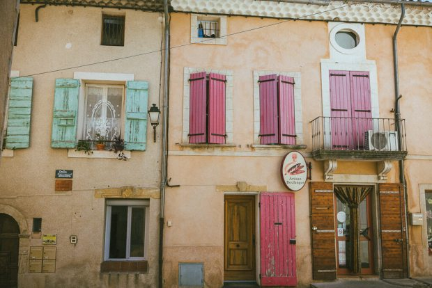 Beautiful villages in southern France