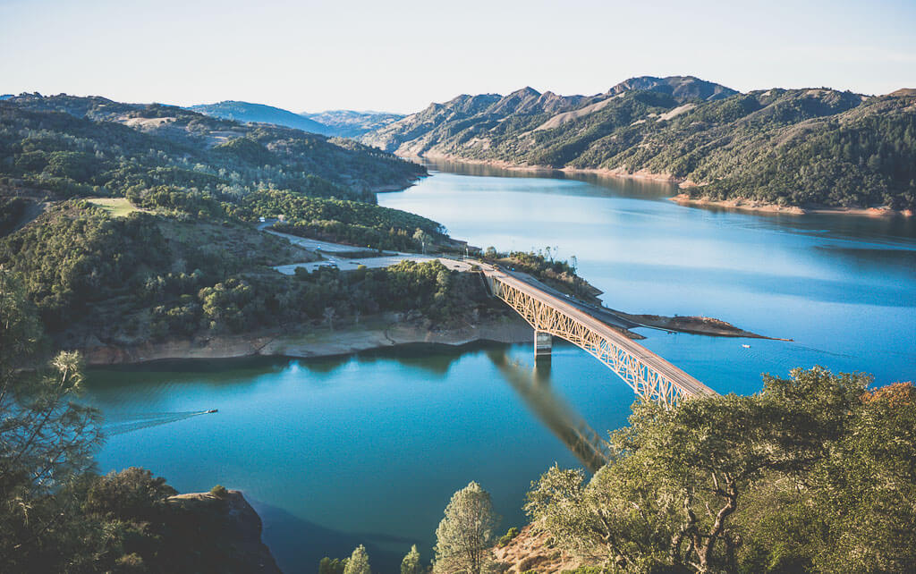 Sonoma Lake overlook, dog friendly places in Sonoma