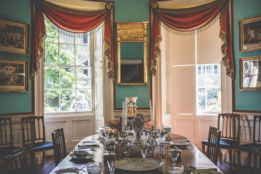 Nathaniel Russell House , Charleston South Carolina