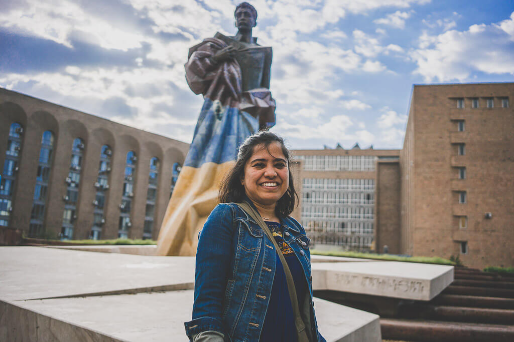 Armenia travel tips, what to see in Yerevan Armenia