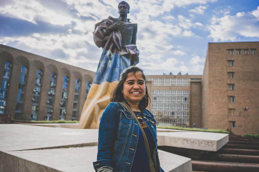 Armenia travel tips, what to see in Yerevan Armenia