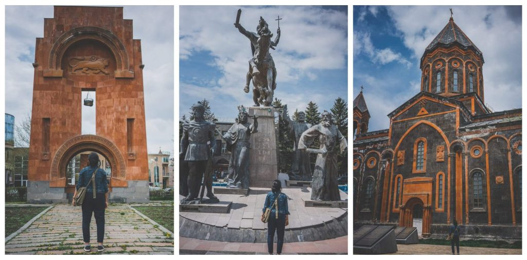 Gyumri is an excellent day trip from Yerevan and there are many sightseeing attractions here