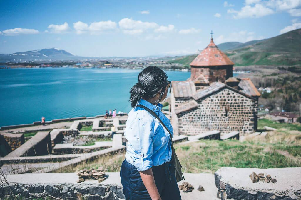 Sevanavank monastery, day trips from Yerevan, Lake Sevan