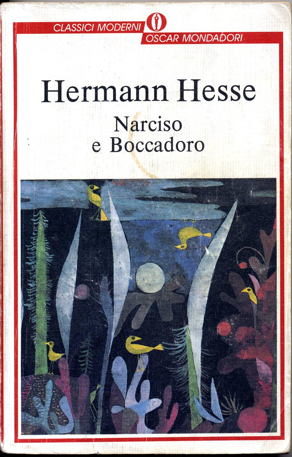 H. HESSE, Narciso e Boccadoro - Milano, 1989