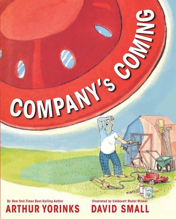 Company's Coming/ Company's Going – Arthur Yorinks ...