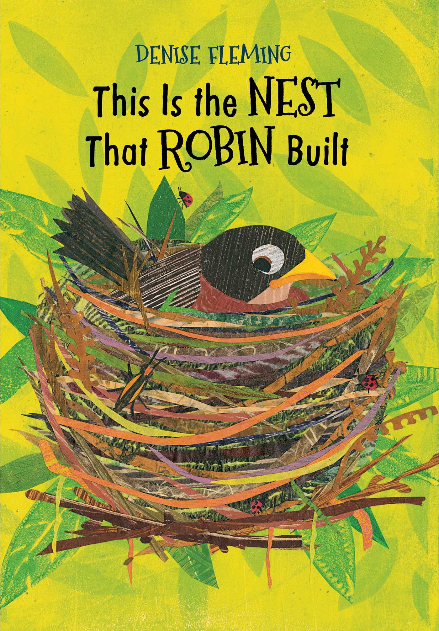 This Is The Nest That Robin Built Denise Fleming