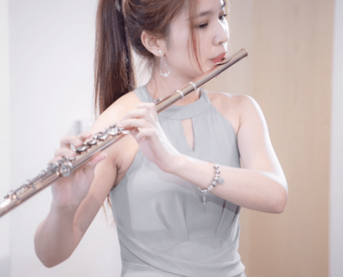 長笛家教-楊老師 - 音樂之家 藝聲家