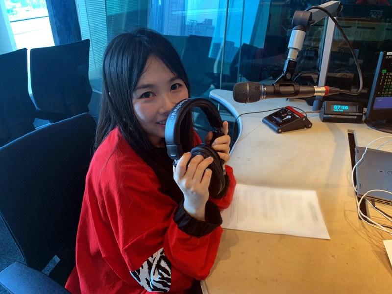 ZIP-FMの朝番組で大好きな曲を流したよ〜うれしい