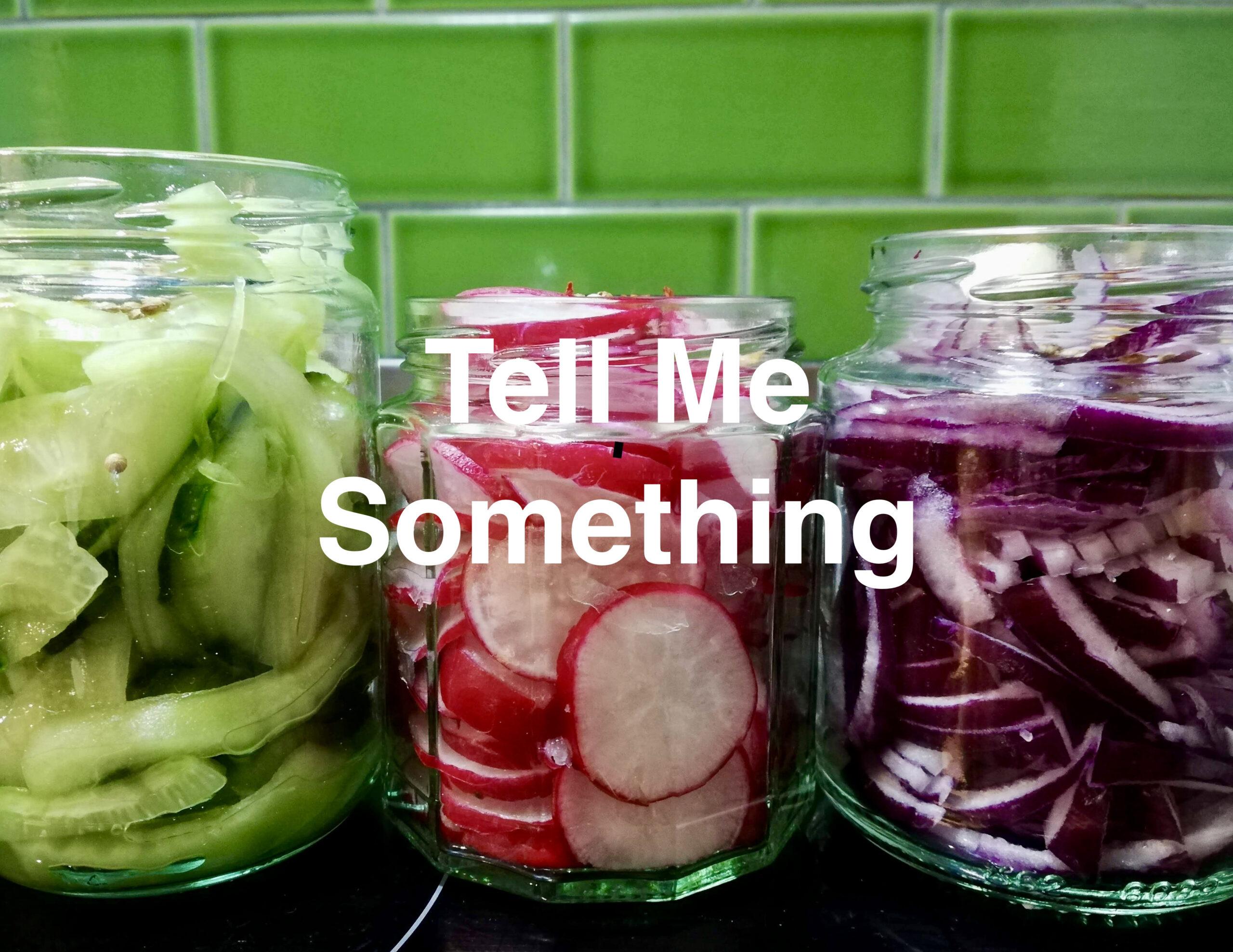 Tell Me Something – Episode 2