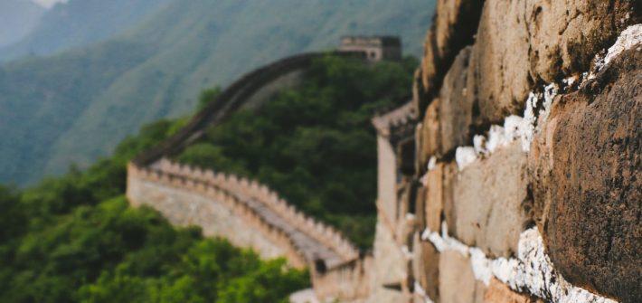 Muralla China Pekín