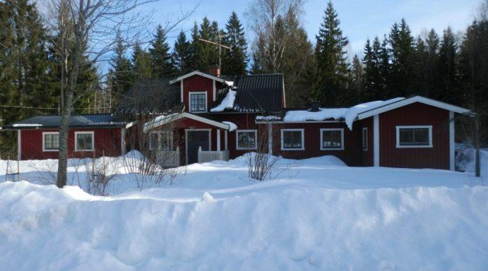 Karlstad en invierno