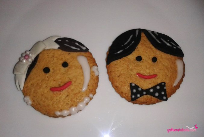 Galletitas de novios