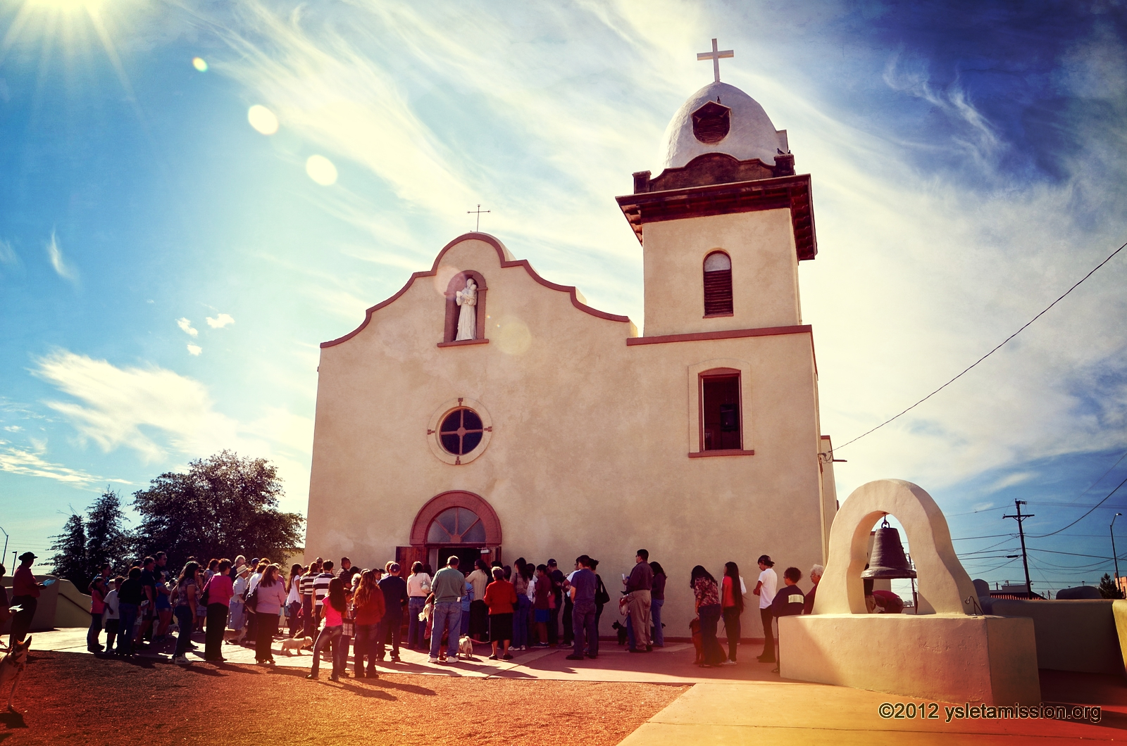 About – Ysleta Mission