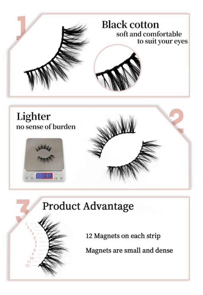 Knowledge Of Magnetic Eyelashes
