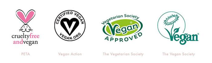 vegan eyelashes vegan certifications