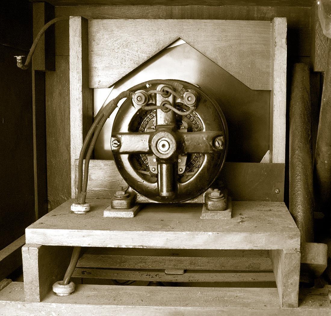 Vintage Xray Machine