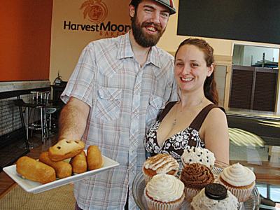 Harvest Moon Bakery opens in Xenia— A marriage of bakers, vegan-style