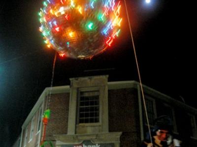 Aaron's Lens - New Year's Celebration