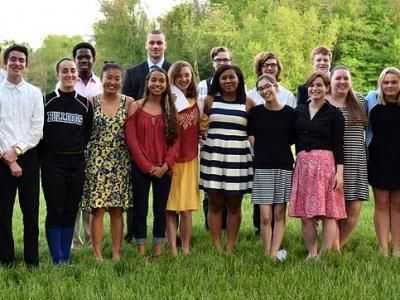 YSHS seniors honored