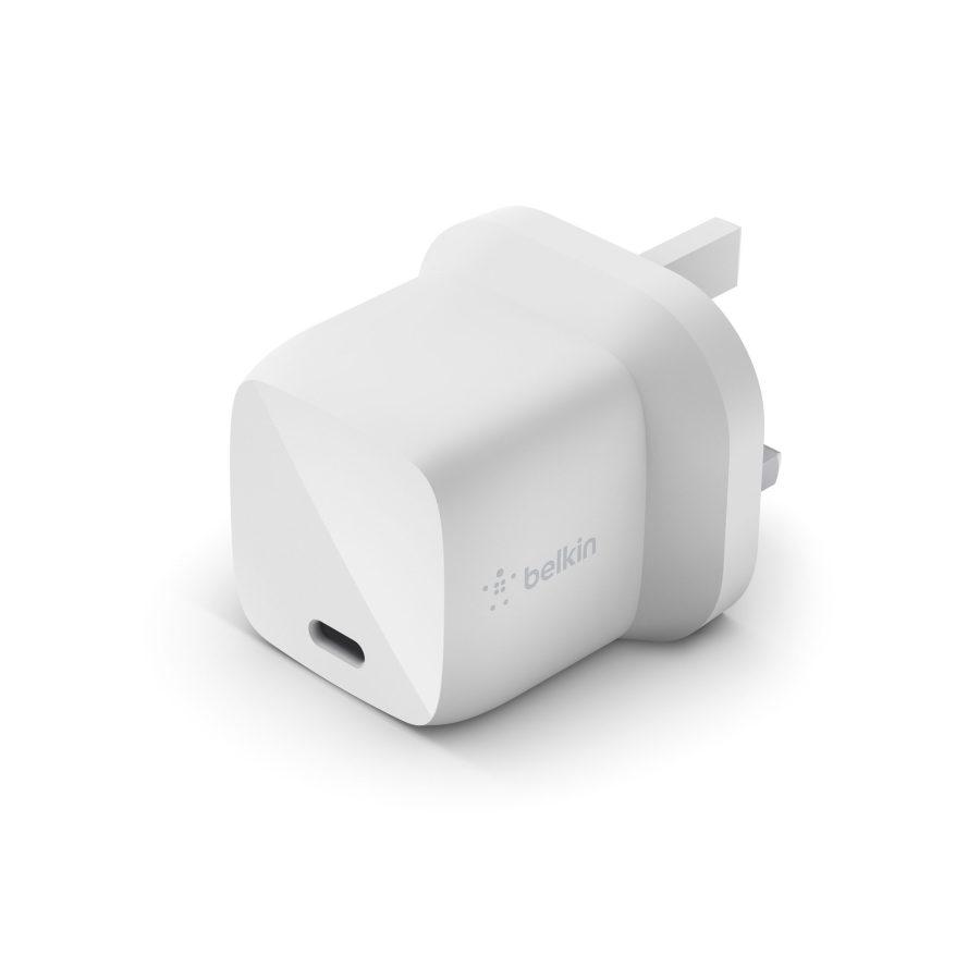 BOOST↑CHARGE 30W USB-C PD GaN 家用充電器