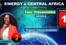 Alda Manuel – Winner – S!NERGY CENTRAL AFRICA
