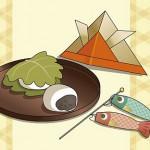 こどもの日の食べ物の意味とは-ちまきの由来とレシピのひと工夫