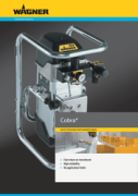 Yorkshire Spray Services Ltd – Wagner Cobra Brochure